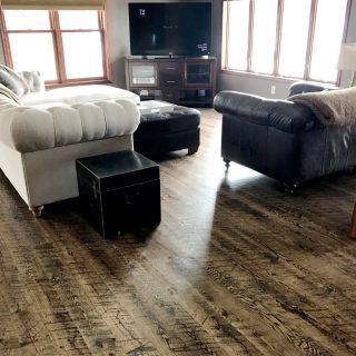 Custom Wood Floors
